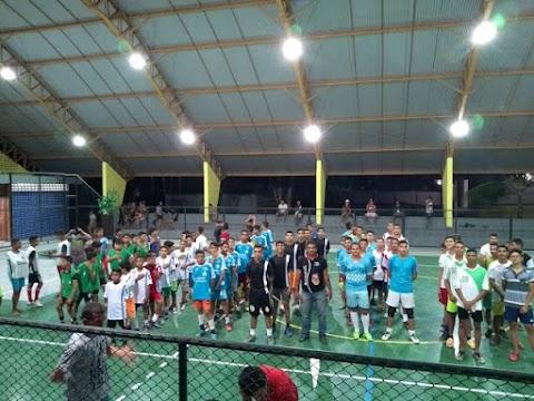 NATAL FELIZ: PROERD, Realiza I Torneio beneficente