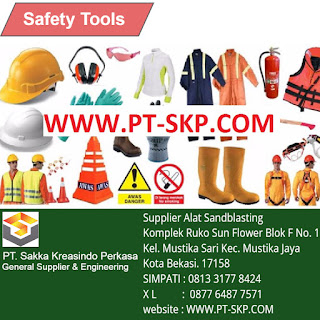 Jual Safety Tools (on CALL) - supplier sandblasting | Tokopedia