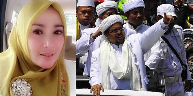 Ditetapkan Tersangka, Firza Husein: Habib Kemana Ya, Kok Nggak Pulang-pulang