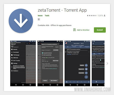 zetaTorrent Downloader