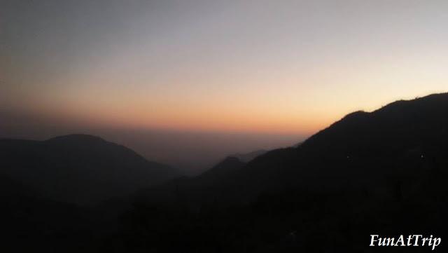 Winter Line, Bhimtal