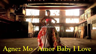 Lagu Agnez Mo Terbaru  - Amor Baby I Love You.mp3