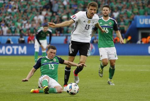 Irlanda del Norte vs Alemania EN VIVO por la Clasificatorias