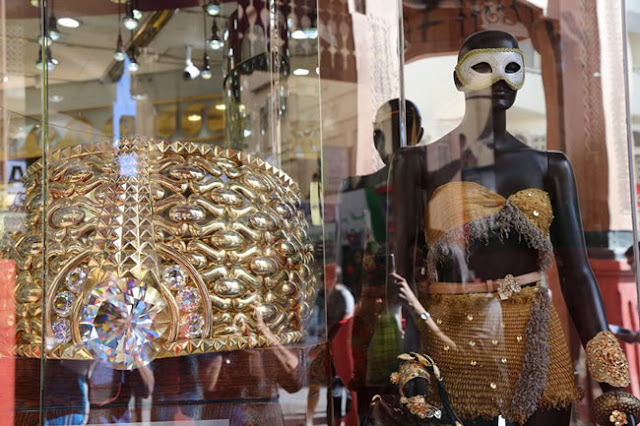 offbeat dubai travel guide gold souk