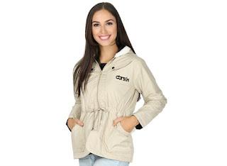 Jaket Wanita CBR SIX Original 710