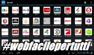 Applicazione IPTV Apk Android | Guarda Gratis La Tv Sul Cellulare