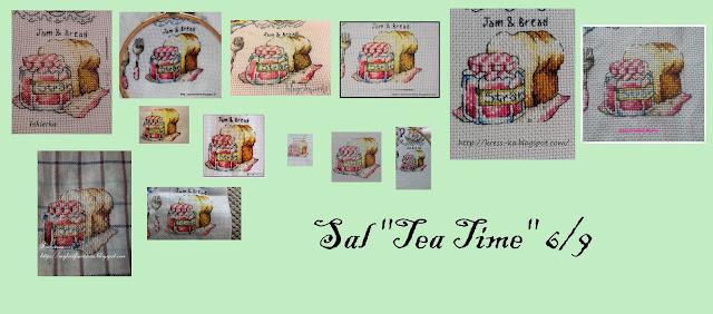 "Sal ""Tea time"" 7/9"