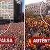 El periodista Javier Ruiz desmonta las mentiras sobre la manifestación de Colón