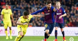 شاهد اهداف وملخص برشلونة وفياريال 2-0 بدون تقطيع مجاناا مباراة ممتعة ومثيرة للمشاهدة من هناا