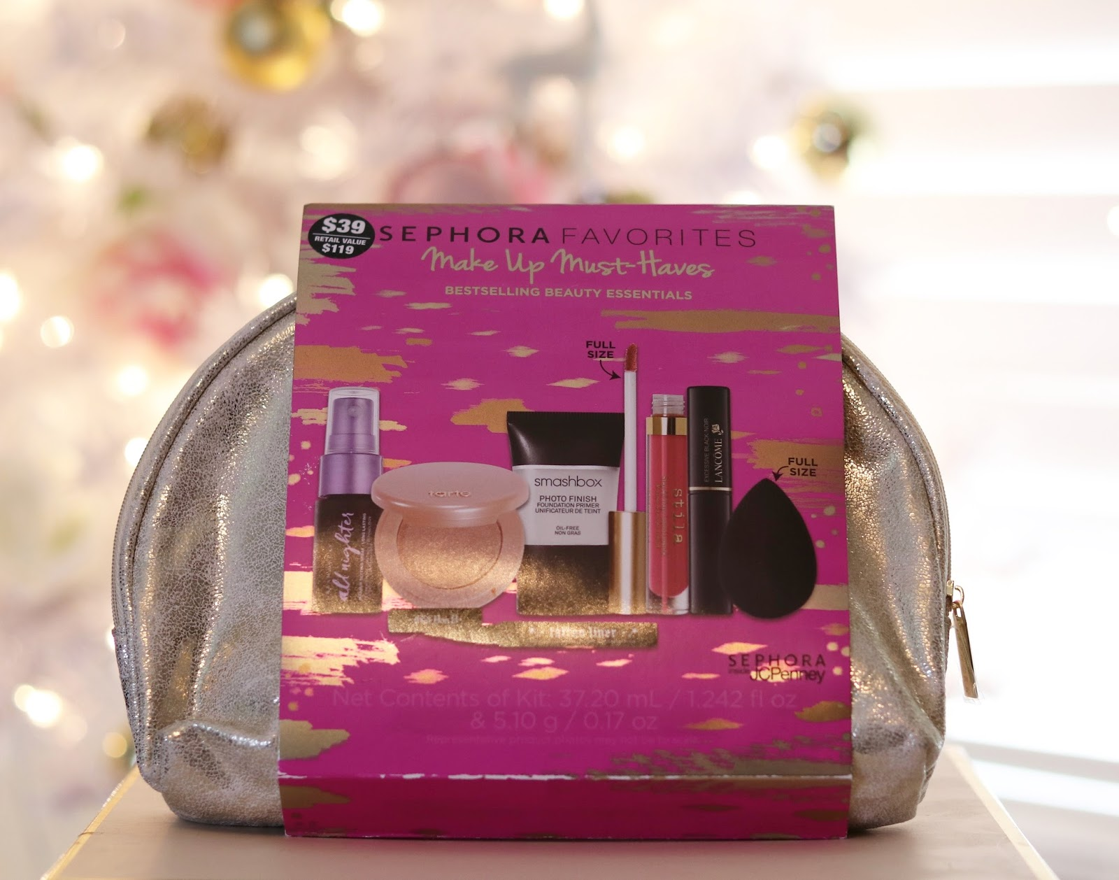"""Sephora Favorites """"Twinkle All the Way"""", Sephora inside JCPenney products, San Diego beauty bloggers"""