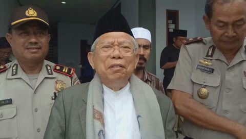 Simak Komentar Tegas Ketum MUI KH.Ma'ruf Amin Yang Menolak Aksi Demo 299