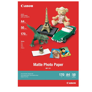 Canon Matte Photo Paper MP-201