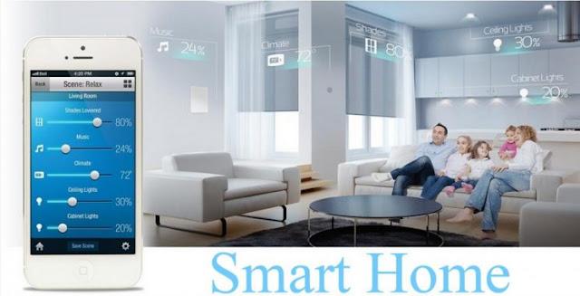 Tiện ích Smart Home thông minh tại Ecolife Capitol