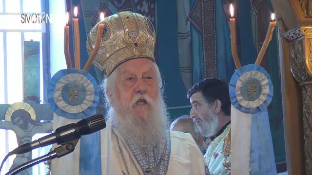 Η εορτή της Αναλήψεως του Κυρίου στα Σύβοτα (+ΒΙΝΤΕΟ)