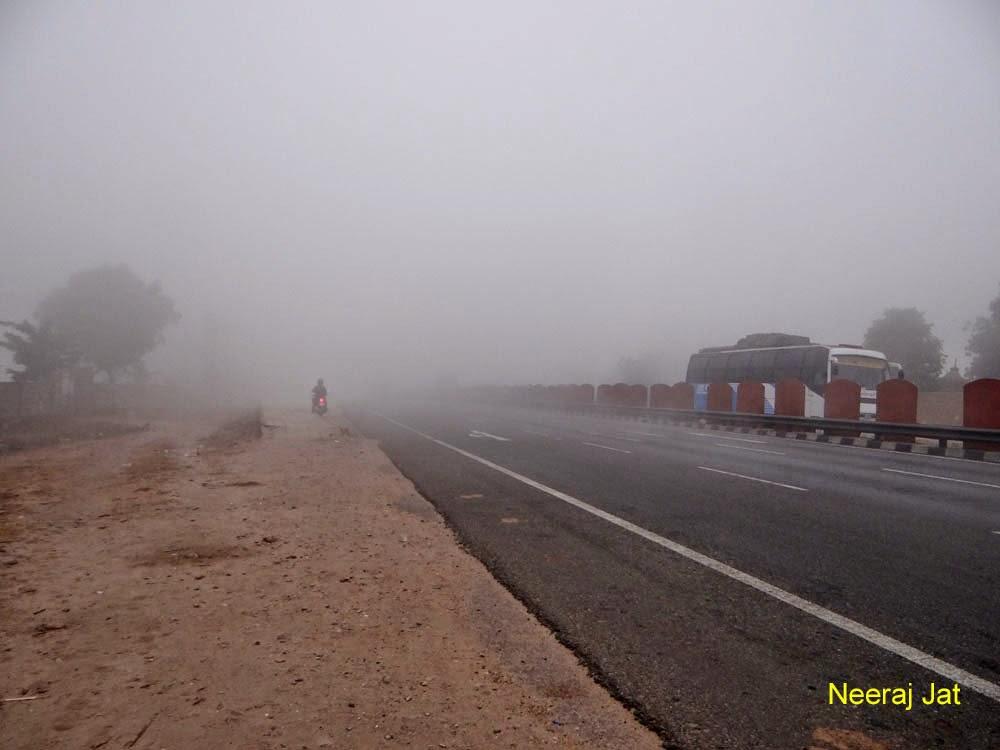 कच्छ की ओर- जयपुर से अहमदाबाद