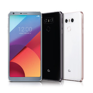 Colors of LG G6