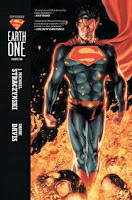 Superman: Earth One Vol. 2, Written by J. Michael Straczynski Penciled by Shane Davis Inked by Sandra Hope Colored by Barbara Ciardo Lettered by Rob Leigh  Superman created by Jerry Siegel and Joe Shuster