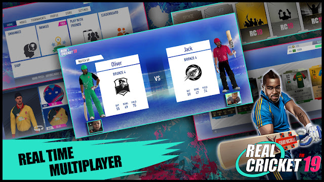 Real Cricket 19 Latest Update