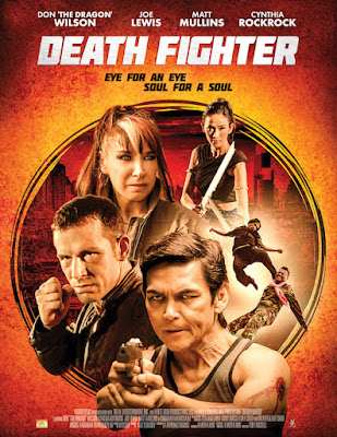 Death Fighter 2017 DVD R1 NTSC Sub