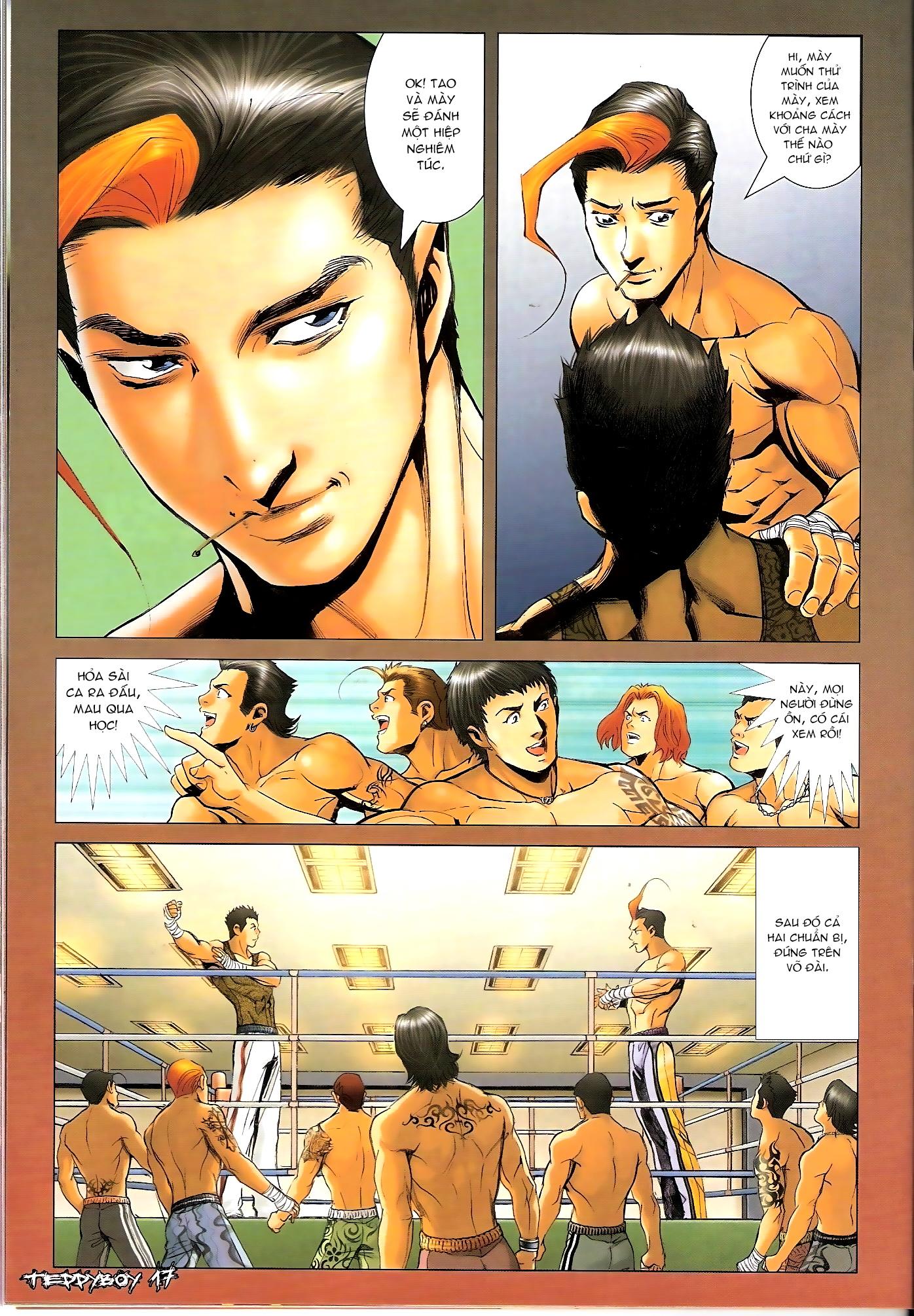 Người Trong Giang Hồ - Chapter 1311: Thiên ngoại hữu Thiên - Pic 16