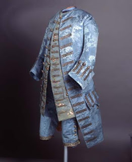 traje antiguo