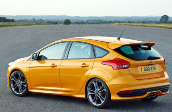 2018 ford focus rs and st price specs redesign. Black Bedroom Furniture Sets. Home Design Ideas