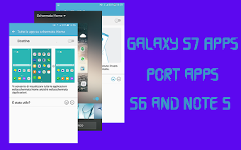 Download - Galaxy S7 Apps (Theme Store,Launcher,Weather Widget,Wallpapers) Para o Galaxy S6 e Note 5
