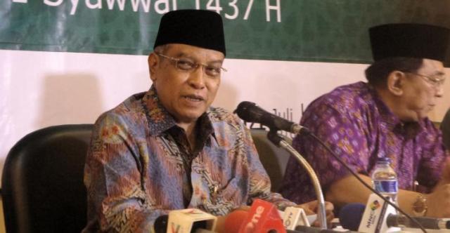 NU Ajak Masyarakat Ciptakan Situasi Indonesia yang Aman dan Kondusif