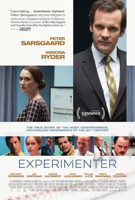 Experimenter (2015) ταινιες online seires oipeirates greek subs
