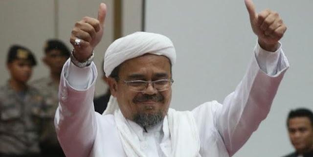 Alumni 212 Bantah Ada Barter Kasus di Balik SP3 Habib Rizieq