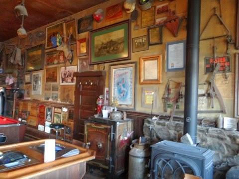 Walkabout With Wheels Blog Genoa Bar And Saloon Nevada S Oldest Watering Hole