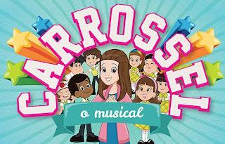 Agenda Shows Musical Carrossel Março 2017