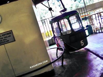 Gondola Kereta Gantung Taman Safari