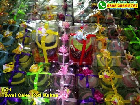 Toko Towel Cake Roti Kukus