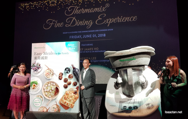 Thermomix® Malaysia Fine Dining Experience & Launch Of New Cookbook By Theresa Lee