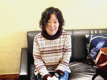 見原洋子さん