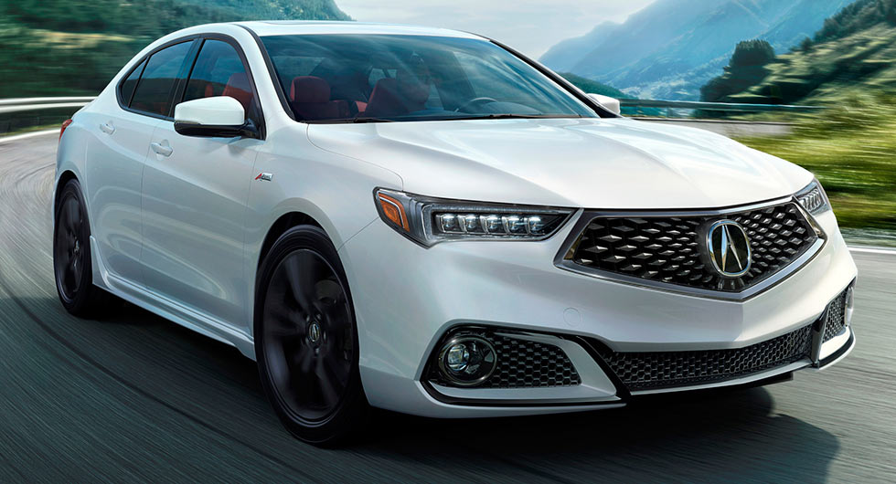 2018 TLX: Three Things That Acura Changed To Make You Like ...