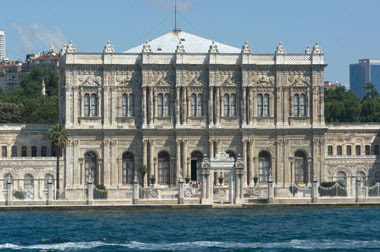 Umroh Plus Turki 2016, Istana Dolmabahce
