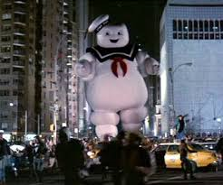 Michelin Man in Ghostbusters