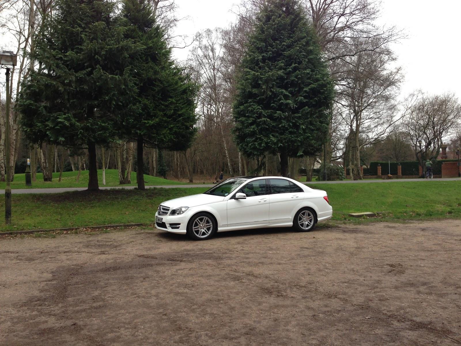 Speedmonkey: Driven - Mercedes-Benz C250 CDI AMG Sport