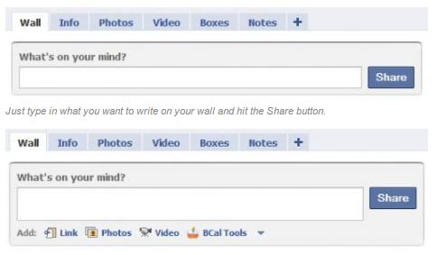 Basic Facebook Guide