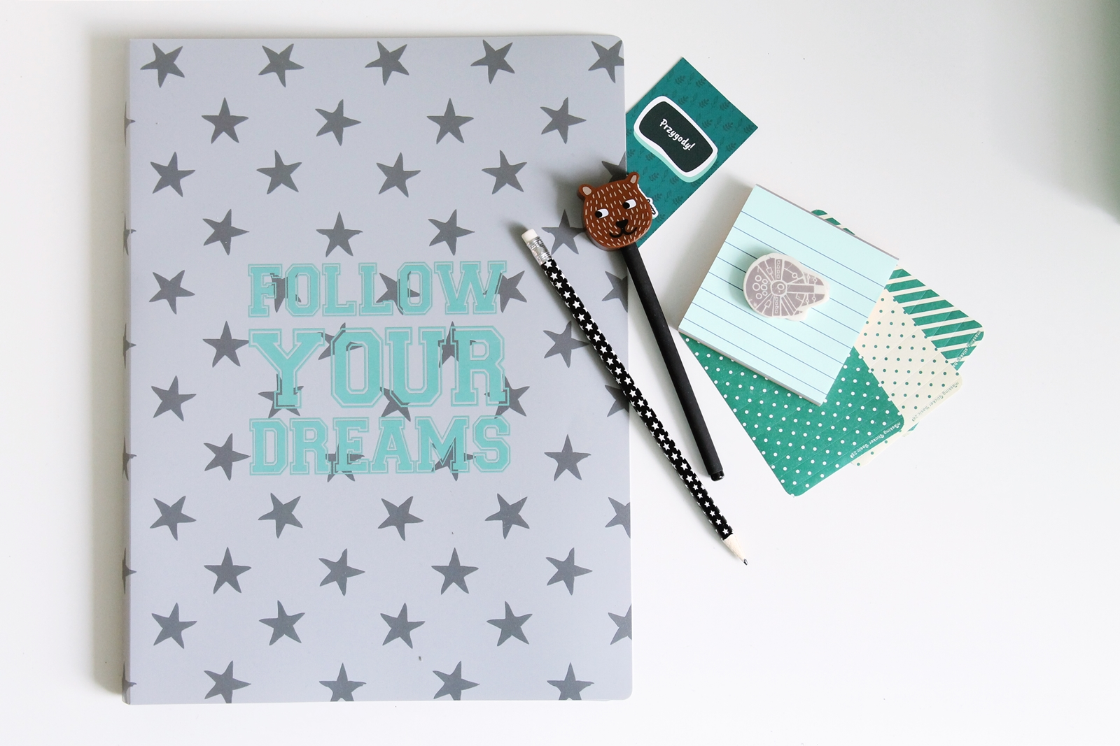 Stars, stationery lover, stationery addict