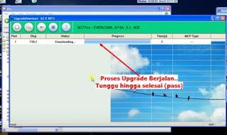 Cara Flash Firmware Evercoss A53