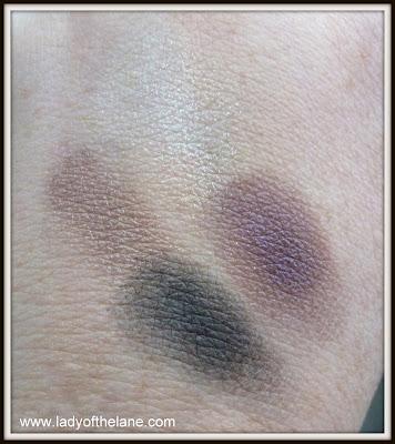 Clarins Iris Blossom Eye Quartet Mineral Palette