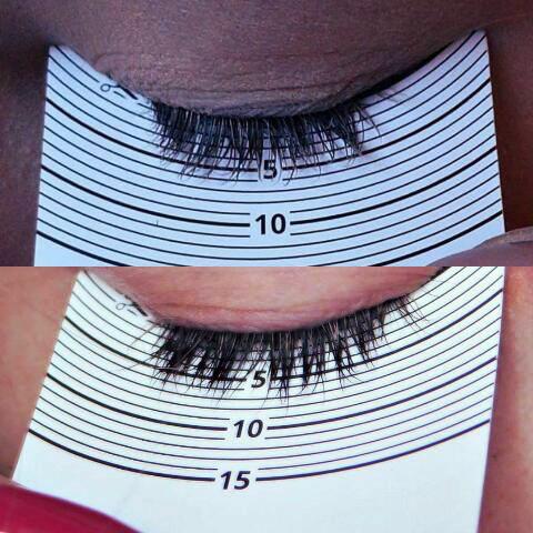 odżywka serum do rzęs lashvolution pobudzające wzrost rzęs makijaż tusz oczy