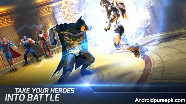 DC Legends Hack Apk
