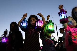 Tradisi Ramadhan di Palestina