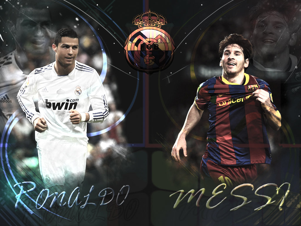 Messi and Ronaldo Cool Wallpapers 2012 | Galerry Wallpaper