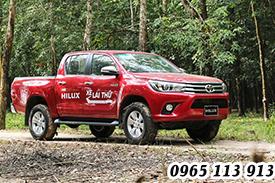 Toyota Hilux Hai Phong