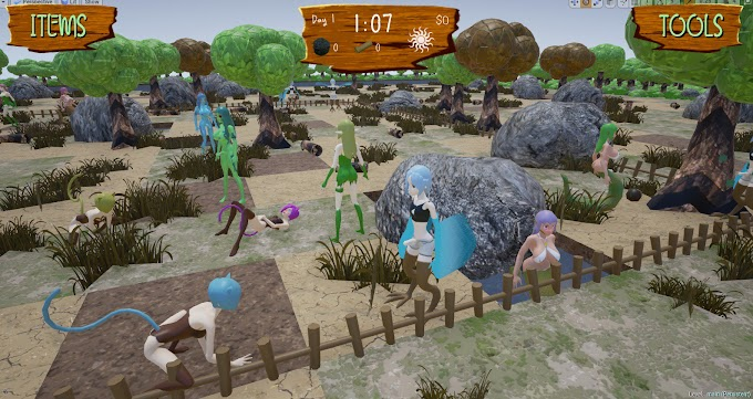 Monster Girl Garden [v0.7] [Noxious Games]